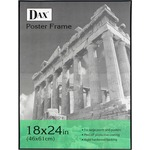 Burnes Black U-Channel Poster Frame DAXN16016BT