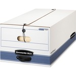 Bankers Box Stor/File - Legal, String & Button FEL00705