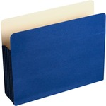 Wilson Jones ColorLife File Pocket WLJ66BL