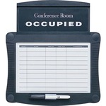 Quartet Conference Room Scheduler Sign QRT995