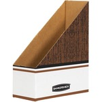 Bankers Box Magazine Files - Oversized Letter FEL07224