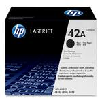 HP 42A Black Original LaserJet Toner Cartridge for US Government HEWQ5942AG