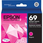Epson Magenta Ink Cartridge For Stylus Cx5000 and Cx6000 Printers EPST069320