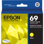 Epson Yellow Ink Cartridge For Stylus Cx5000 and Cx6000 Printers EPST069420