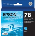 Epson Claria Ink Cartridge - Cyan EPST078220