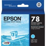 Epson Claria Ink Cartridge - Light Cyan EPST078520