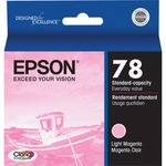 Epson Light Magenta Ink Cartridge EPST078620