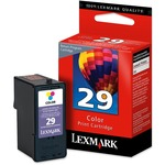 Lexmark No. 29 Return Program Color Ink Cartridge LEX18C1429