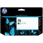 HP 70 Green Ink Cartridge HEWC9457A