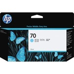HP 70 Light Cyan Ink Cartridge HEWC9390A