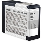 Epson UltraChrome K3 Light Light Black Ink Cartridge EPST580900