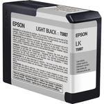 Epson UltraChrome K3 Ink Cartridge - White, Blue EPST580700