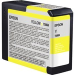 Epson UltraChrome K3 Yellow Ink Cartridge EPST580400