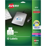 Avery Permanent I.D. Labels AVE6570