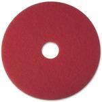 3M Red Buffer Pad 5100 MMM08392