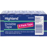 Highland Invisible Tape MMM6200341000