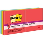 Post-it Super Sticky Electric Glow Pop-up Notes MMMR3306SSAN