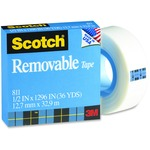Scotch Paper Tape MMM811121296