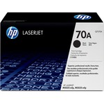 HP 70A Black Original LaserJet Toner Cartridge HEWQ7570A