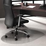 Cleartex Contoured Chair Mat FLR119923SR