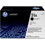 HP 51A Black Original LaserJet Toner Cartridge HEWQ7551A