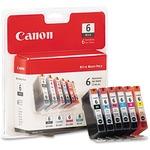 Canon BCI-6 Color Ink Cartridges CNM4705A018