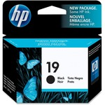 HP 19 Black Inkjet Cartridge HEWC6628A