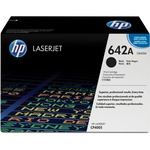 HP 642A Black Original LaserJet Toner Cartridge HEWCB400A