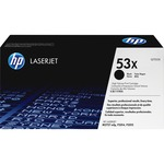 HP 53X (Q7553X) High Yield Black Original LaserJet Toner Cartridge HEWQ7553X