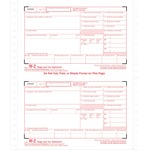TOPS Carbonless Standard W-2 Tax Forms TOP2204