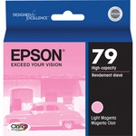 Epson High-Capacity Light Magenta Ink Cartridge EPST079620