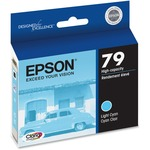 Epson 79 High-Capacity Light Cyan Ink Cartridge EPST079520