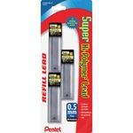 Pentel Super Hi-Polymer Lead Refill PENC25BPHB3K6