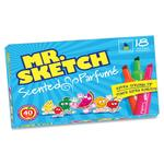 Sanford Mr. Sketch Scented Watercolor Marker Set SAN20071