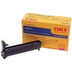 Oki Magenta Image Drum For C6000n and C6000dn Printers OKI43381758
