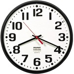 SKILCRAFT Slimline Wall Clock NSN3897944