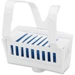 SKILCRAFT Toilet Bowl Rim Hanger w/ Non-para Block NSN6646610