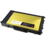 Media Sciences MS551YHC (CLP-510D5Y) Samsung Compatible CLP-510 High Capacity Toner Cartridge MDAMS551YHC