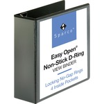 Sparco Locking D Ring Binder SPR26964