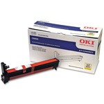 Oki Yellow Image Drum For C8800 Series Printers OKI43449025