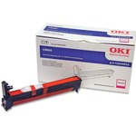 Oki Magenta Image Drum For C8800 Series Printers OKI43449026