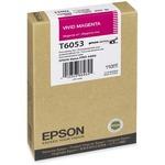 Epson Vivid Magenta Ink Cartridge EPST605300