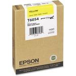Epson Yellow Ink Cartridge EPST605400
