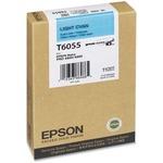 Epson Light Cyan Ink Cartridge EPST605500