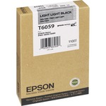 Epson Light Light Black Ink Cartridge EPST605900