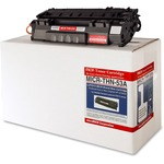 Micromicr MICR Toner Cartridge - Replacement for HP - Black MCMMICRTHN53A