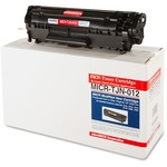 Micromicr MICR Toner Cartridge - Replacement for HP - Black MCMMICRTJN012