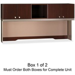 bbf Quantum QT1726CS Hutch Box 1 of 2 BSHQT1726CS