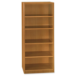 bbf Quantum QT3605MC Five Shelf Bookcase BSHQT3605MC