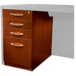 Mayline Aberdeen Pedestal for Desk MLNAPBBF26LCR